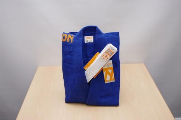 Judoanzug Nihon Rei für Kinder - blau